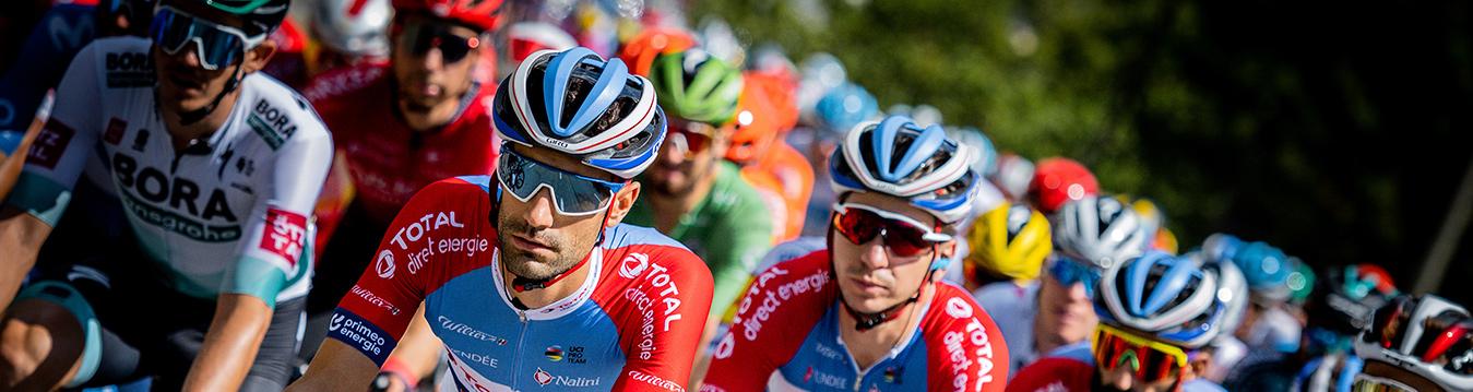 Tour de France 2020. TotalEnergies participa por 21º en la competencia de ciclismo más representativa del país.